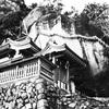 【熊野めぐり】鎌倉積みの恐怖の石段を登って神倉神社で写真撮ってきた(和歌山県新宮市)