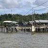 世界最大の水上集落「カンポン・アイール」に行ってみた!@ ブルネイ