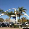 ロサンゼルス空港からサンタモニカのアクセス