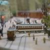 ミニチュア写真でタイムトリップ🚃「万世橋駅」atマーチエキュート神田万世橋