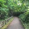 西岡公園へ