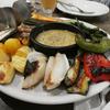パスタとピザはもちろん薪窯で焼いたお野菜まで美味しいサンテ@鹿児島市東千石町