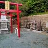 白山神社の庚申塔 北九州市若松区 赤島町