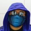 【花粉症対策】いま話題の「NAROO MASK(ナルーマスク)」をキメてみたところ超カッコイイ!