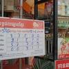 【Khmer Lottery】カンボジアの数字選択式宝くじ