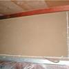 外壁切り抜き窓、取り付け1-3(ランマのアルミサッシ)