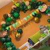次女のお誕生日は手作りナマケモノパーティー!