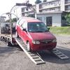 武蔵村山市から他人名義の故障車をレッカー車で廃車の引き取りしました。