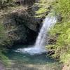 春の大芦渓谷をサイクリング、大滝と蕎麦に癒された一日