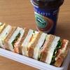 サンドイッチと誕生日