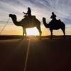 モロッコ旅行記(8):サハラ砂漠で日の出鑑賞