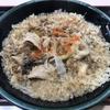 麺喰らう(その 61)肉舞茸そば