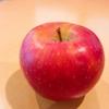 今年のりんご始め!~長野産「恋空」を食べました~