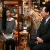 2015年01月11日 BS日テレ「久米書店」  出演 壇蜜 田中康夫