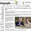 英保守党アラン・ダンカン議員、広報マンとシビルパートナーへ
