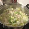 鶏胸肉と白菜の煮込み