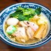 4代目松屋食堂@下総中山 特製魚介しおらぁめん