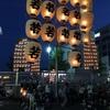 日本一周53日目。秋田竿燈祭