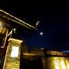 月光浴しながらお風呂@バンヤンツリー麗江