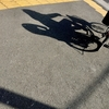 下の子のイヤイヤ期と幼稚園の自転車送迎。