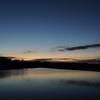 朝景色~その52①『夜明け前の河辺』