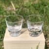 【稜線-RYOSEN-】 安曇野アートヒルズミュージアムの傑作グラス