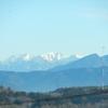 御嶽も木曽山脈も、恵那山も晴明....
