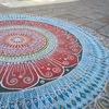 地面に描かれる謎の模様、コーラム