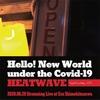 HEATWAVE 8/12(水) 無観客生配信ライブのノーカット映像と、アルバム「Blink」インスト音源の発売が決定!