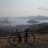 2021/2/7 野呂山往復ライド、快調にライドできたのはよかったが・・・。