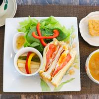 【金沢500円ランチ】栄養&ボリューム満点のワンコインランチに夢中♡「Cafe コイノニア」