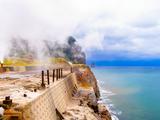 体の芯からあたたまろう!秋から冬にかけて訪れたい「塩化物泉」の温泉地