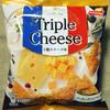 ジャパンフリトレー トルティーヤチップス 3種のチーズ味