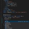 Vue + TypeScript + poiで小さいプロジェクトを作る時の手順