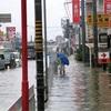 【時事問題】巨大台風 流域型洪水の衝撃