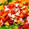サラダ好きな方に超オススメなスピナーとトマトが完璧に切れるスーパーナイフと、うちのサラダと、ギリシャ飯のご紹介!