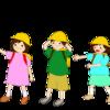 みんなで登校する子供たち他、4点をイラストACに追加!