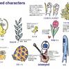 Oneeyed Story (ワンアイド君の物語) / キャラクター紹介