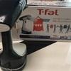 T-fal衣類スチーマー アクセススチーム 7月4日夜ご飯(チキンカレー)