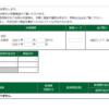 本日の株式トレード報告R2,03,03