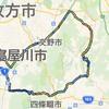 ロードバイクで貧脚女子の山坂道トレーニングへ行って来ました。