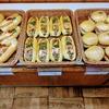 なんとなくサンドイッチ(サンドウィッチ)・・・ブルーデルで買ってきました。