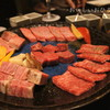 ●米沢「グルメプラザ金剛閣・黄木」の米沢牛焼き肉
