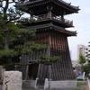 東海道53次 第41番宿場「宮の渡し」の空と雲