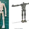 ロボット骨格を再設計