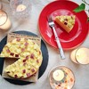 *糖質ゼロ麺で秋のスイーツ♥サツマイモのチーズケーキ*