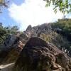 鎌ヶ岳で登山靴テスト