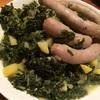 冬の緑野菜~グリュンコール~
