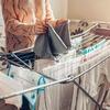【共働きに必須】スタンドで設置できる衣類乾燥機 『日立 de-n60wv』レビュー 気になる電気代は?