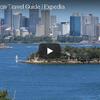 大都会のすぐそばにビーチ オーストラリア シドニーの旅